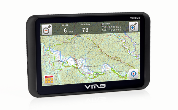 VMS Touring T700HD X