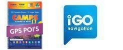 CAMPS 11 Premium POIs for GPSs using iGo Software