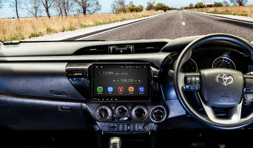 "Polaris 10.1"" Hilux MAXX in-Dash"