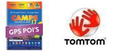 CAMPS 11 Premium POIs for TomTom - XL's, Start & others (pre 2015 models)