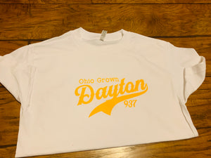 Ohio Grown - Dayton (Yellow) T Shirt
