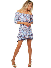 Floral Poesy Dress
