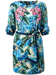 Hawaiian Tropical Dress