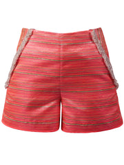 Neon Sunset Shorts