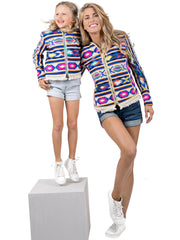 APACHE MINI BOHO JACKET - FOR KIDS