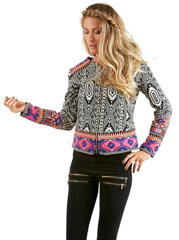 Iconic Asymetrical Sequin Top
