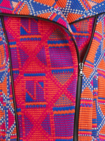Peruvian Patchwork Jacket