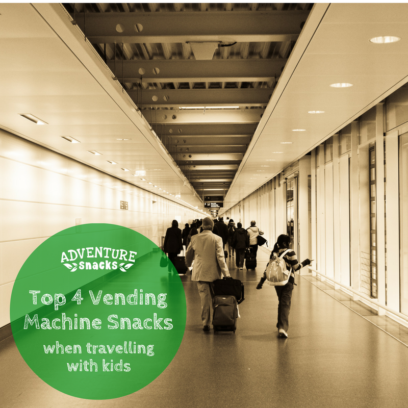The 4 Best Types of Vending Machine Snacks for Kids