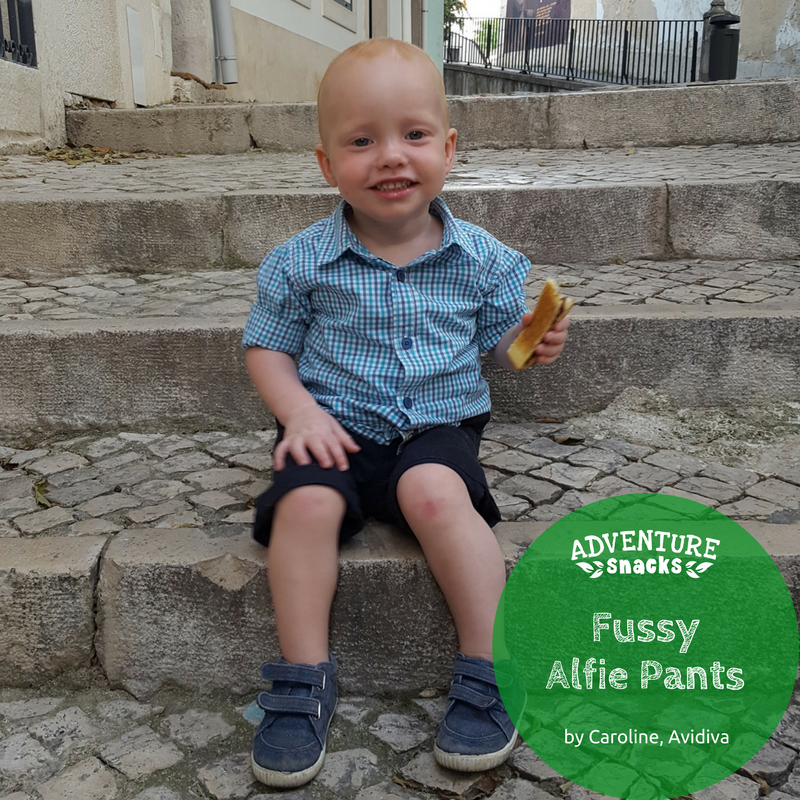 [Guest Post]: Fussy Alfie Pants