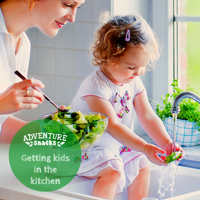 Top 3 Reasons to Get Your Kids in the Kitchen