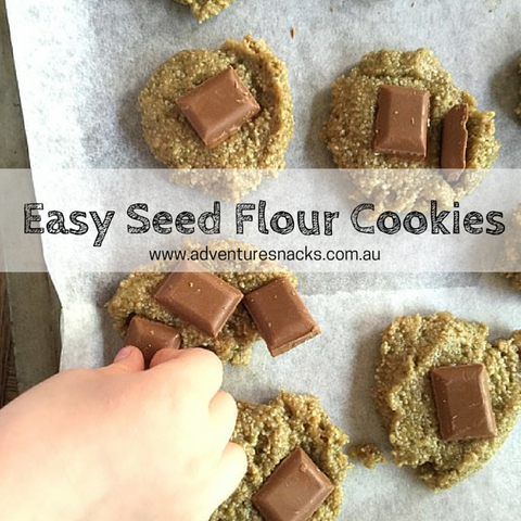 Easy Seed Flour Cookie Recipe