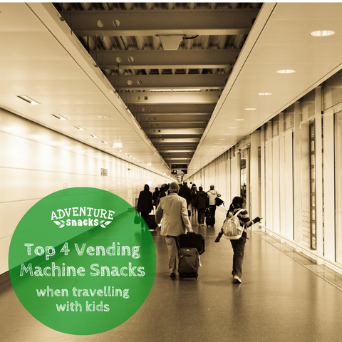 Healthy Vending Machine Choices for Kids