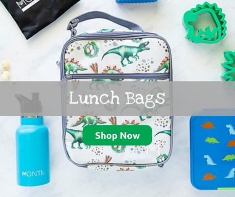 Adventure Snacks Lunch Bags