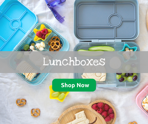 Adventure Snacks Lunchbox Range