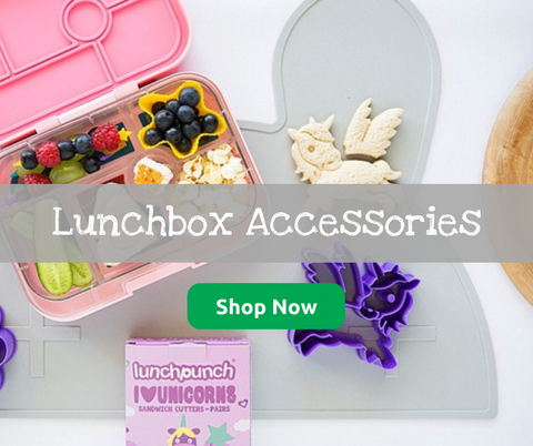 Adventure Snacks Lunchbox Accessories