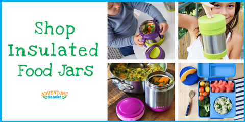 Insulated food Jars