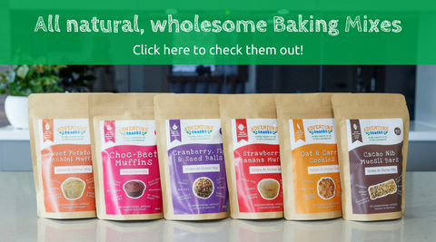 Adventure Snacks Organic Baking Mixes