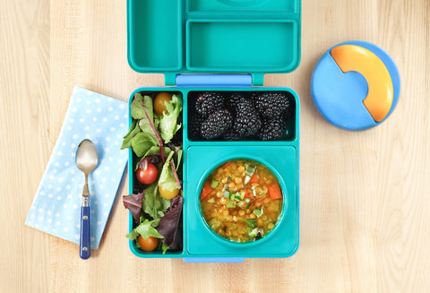 OmieBox Lunch Ideas