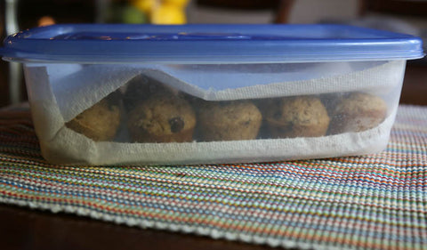 Storing Muffins