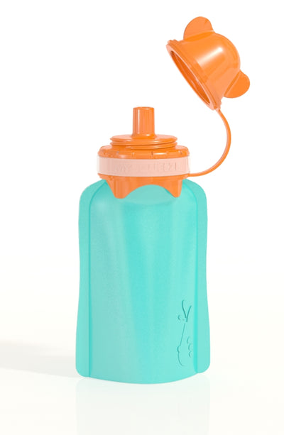 My Squeeze Reusable Pouch Aqua