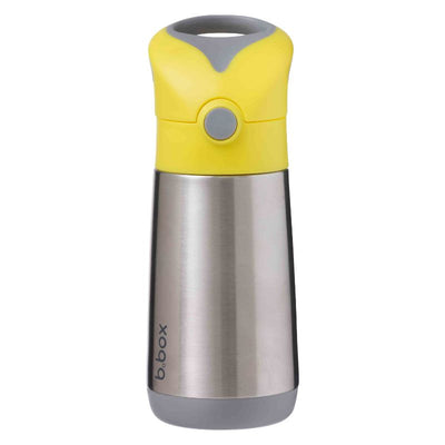 b.box Insulated Drink Bottle - Lemon Sherbet