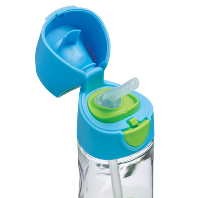 b.box Tritan Drink Bottle - Ocean Breeze