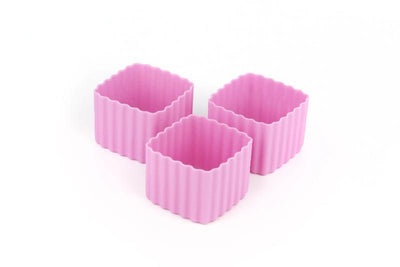 Bento Cups - Pink Square