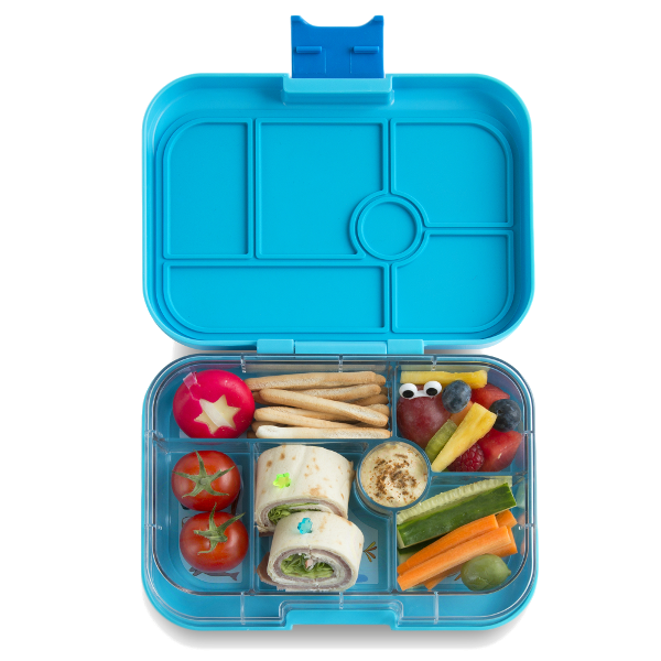Yumbox Original - Blue Fish