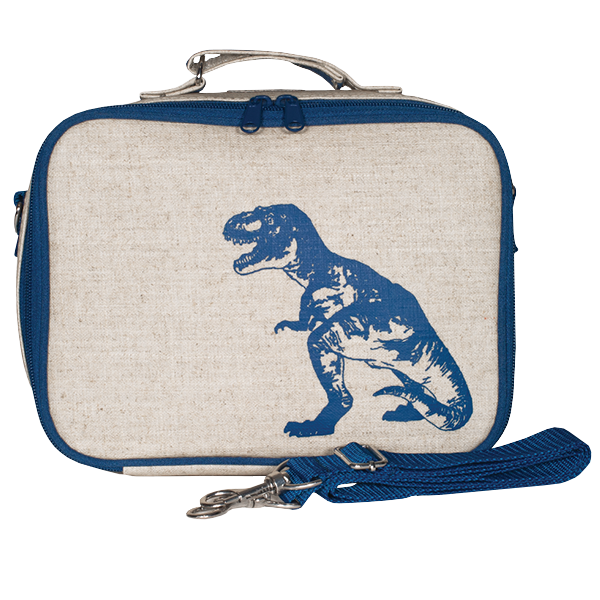 SoYoung Lunch Box - Blue Dinosaur