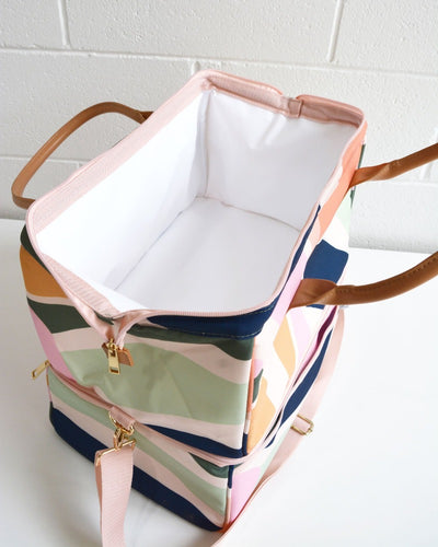 The Somewhere Co Cooler Bag - Sprinkled Soiree