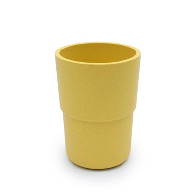Bobo & Boo Plant-Based Cup - Yellow