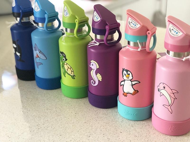 Cheeki Insulated Kids Bottle - 400ml
