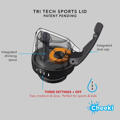 Cheeki Tri Tech Sports Lid