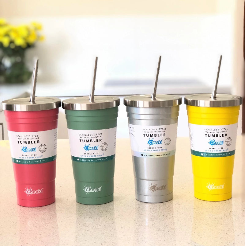 Cheeki Insulated Tumblers