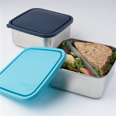 U Konserve Divided To Go Lunchbox Large