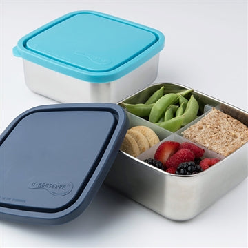 U Konserve Divided To Go Lunchbox Medium