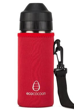Ecococoon Medium Botle Cuddler 500ml Red Ruby