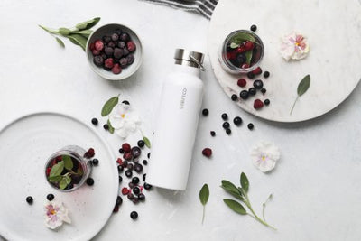 Ever Eco Insulated Bottle - Cloud