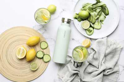 Ever Eco Insulated Bottle - Sage