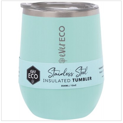 Ever Eco Mini Insulated Tumbler - Positano Blue