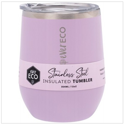 Ever Eco Mini Insulated Tumbler - Byron Bay Purple