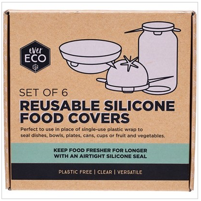 Ever Eco Silicone Food Covers