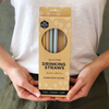 Ever Eco Silicone Straws - Straight