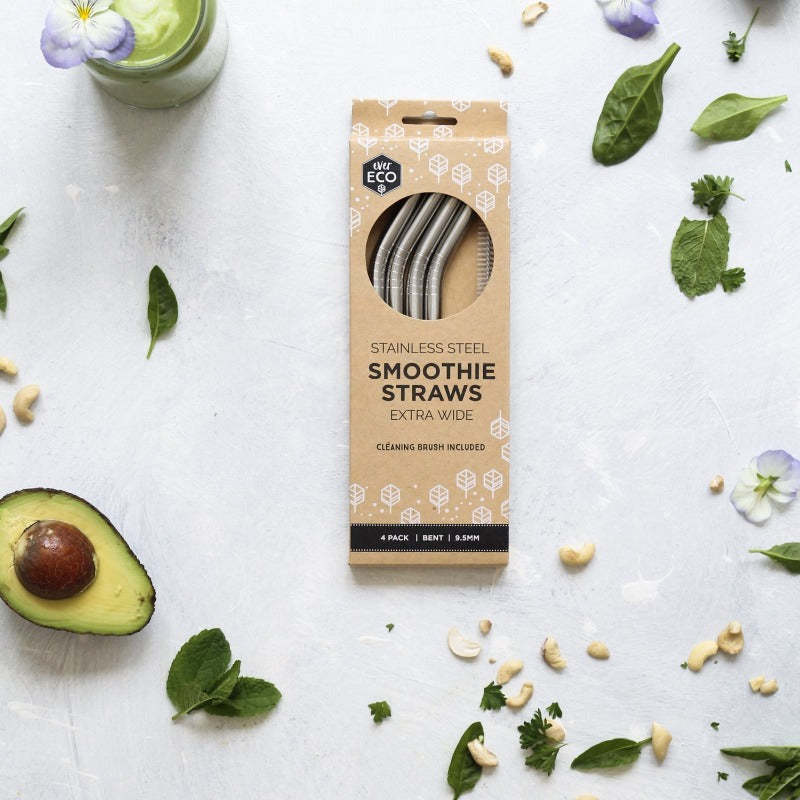 Ever Eco Smoothie Straws