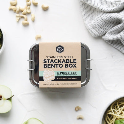 Ever Eco Stackable Bento Box