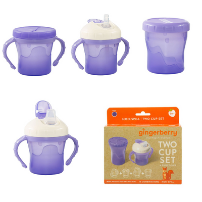 Gingerberry Convertible Cup Set