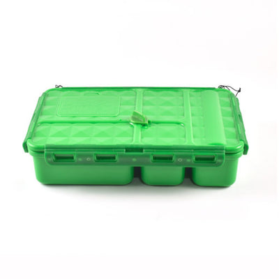 Go Green Snack Box - Green