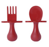 Grabease Toddler Cutlery - Red, Limited Edition