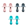 Grabease Double Silicone Spoon Set