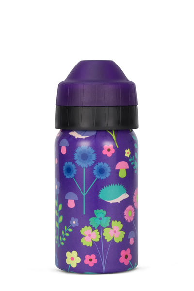 Ecococoon 350ml Drink Bottle - Hedgehog